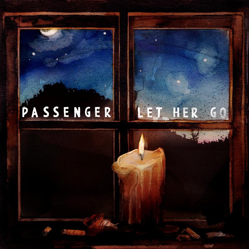 Passenger - Let Her Go Single Release - Chordblossom