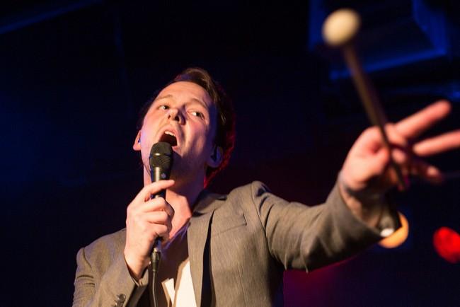 rams pocket radio album launch 1. Peter J. McCauley