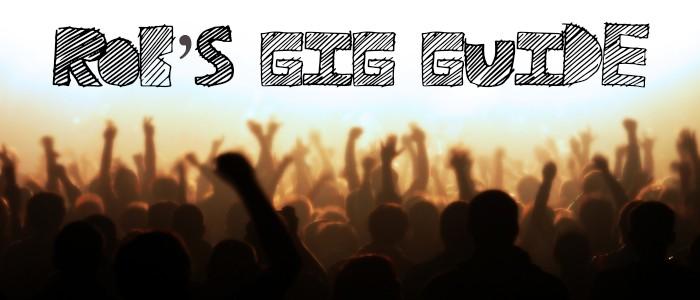 robs gig guide logo