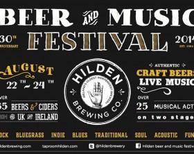 HIlden lineup