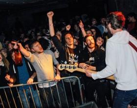 tweedfest crowd shot