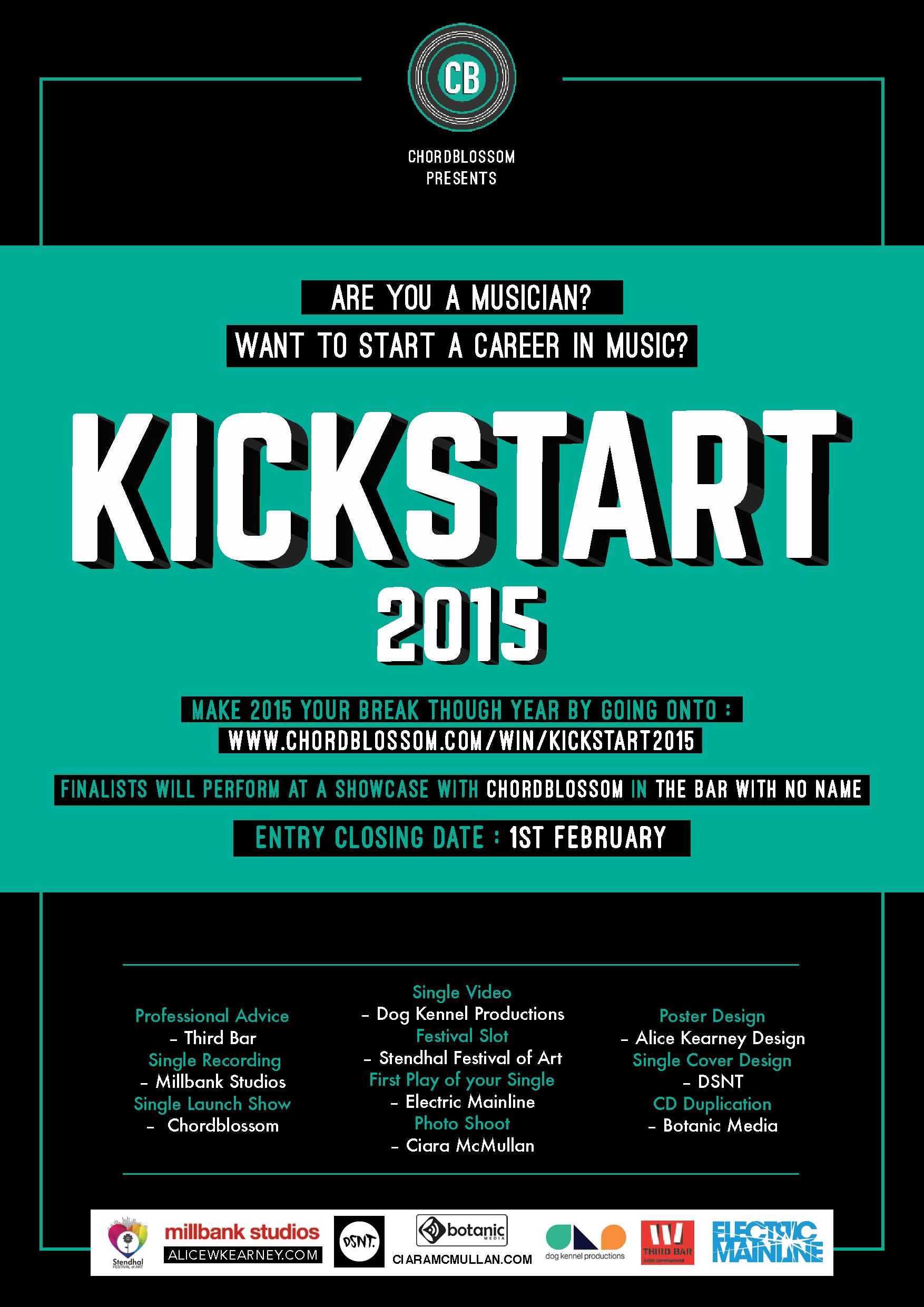 Chordblossom Kickstart 2015