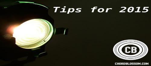chordblossom tips for 2015 - Copy