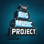 the big music project logo