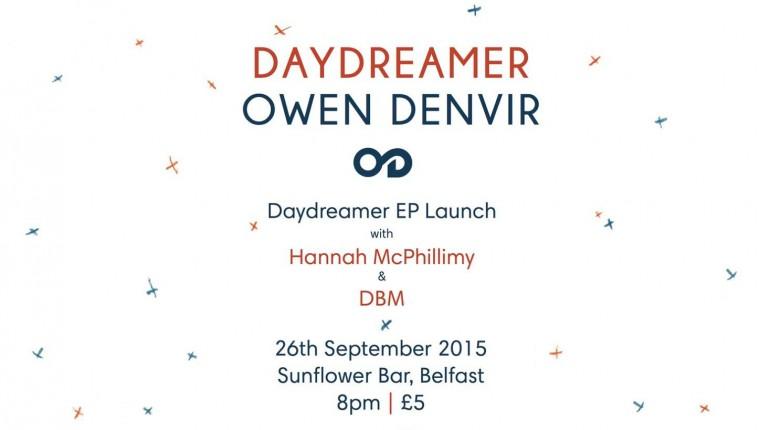 Owen Denvir EP launch