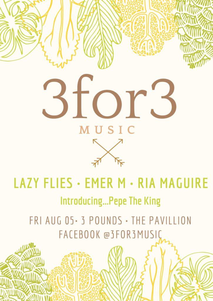 3fo3 summer showcase