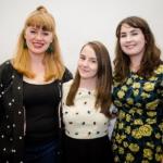 Isobel Anderson, Lauren Bird & Ciara O'Neill