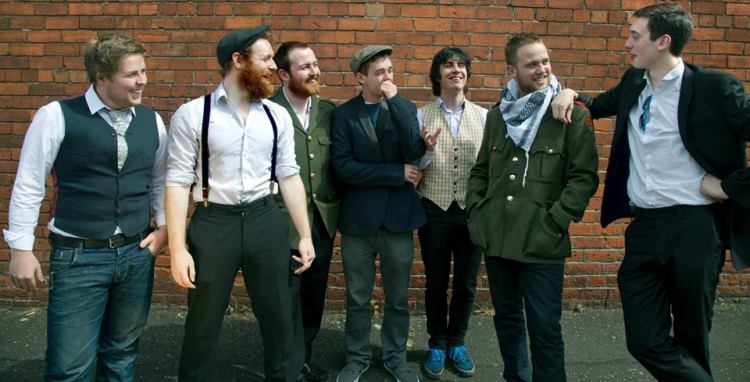 o'hanlon's horsebox band photo - Copy