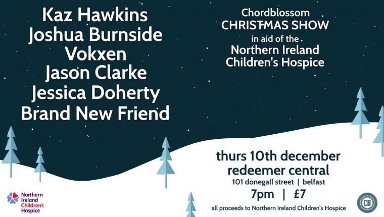 Chordblossom Christmas Show 2015 - Website Cover Photo
