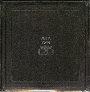 alpha twin ep cover