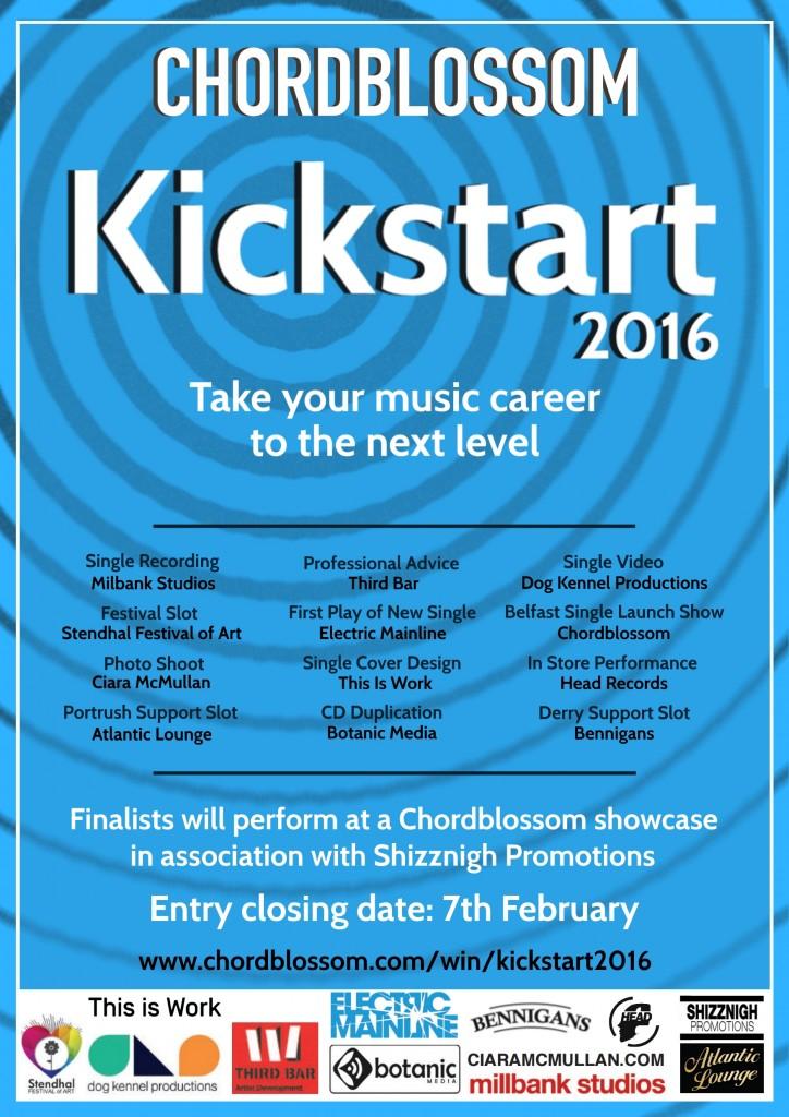 Kickstart 2016 (update)