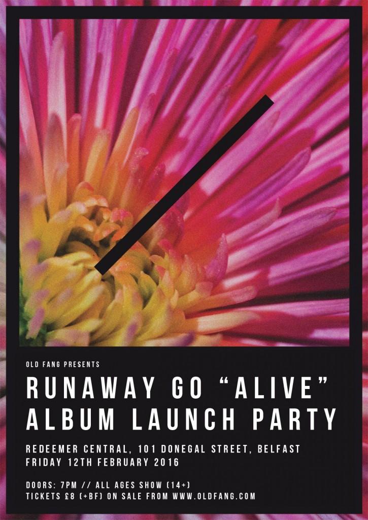 Runaway Go album launch