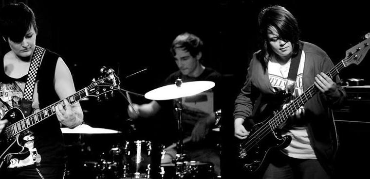 black mono - band photo
