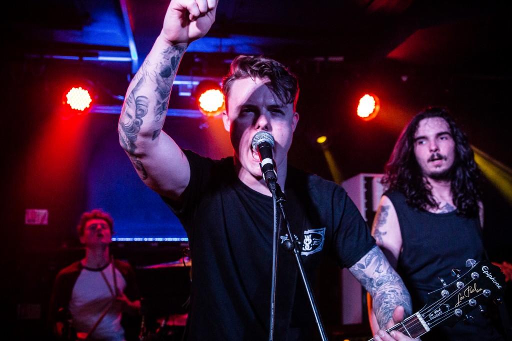 Donum Dei performs @ Voodoo, Belfast