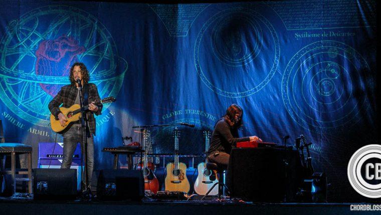Chris Cornell 24 April 2016