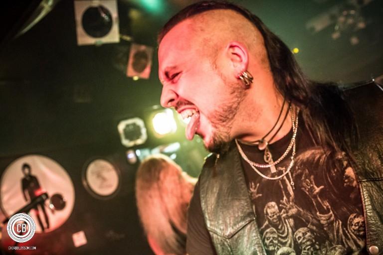 Maverick at the Diamond Rock Club - Photo by Liam Kielt Photography
