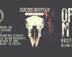 electric mountain studios open mic competition