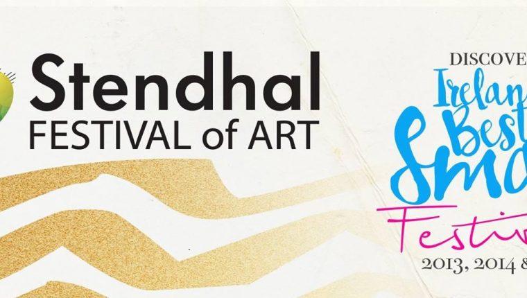 stendhal festival of art 2016 poster - logo