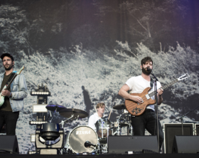Foals - Photo by Conor Kerr Photography