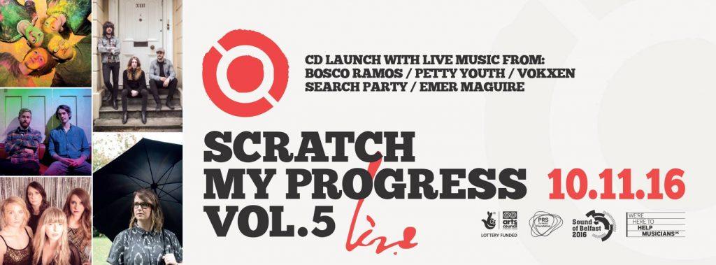 Scratch My Progress 2016