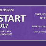 Chordblossom Kickstart 2017 Cover Photo