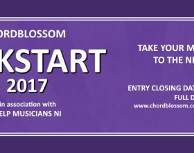 Chordblossom Kickstart 2017 Cover Photo