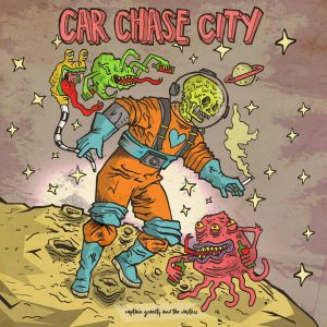 car chase city Captain Gravity & The Wasters
