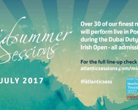 Atlantic Sessions Midsummer