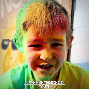 anto and the echoes - youth ep cover