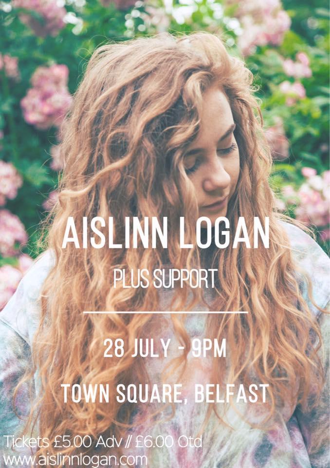 aislinn logan town square poster