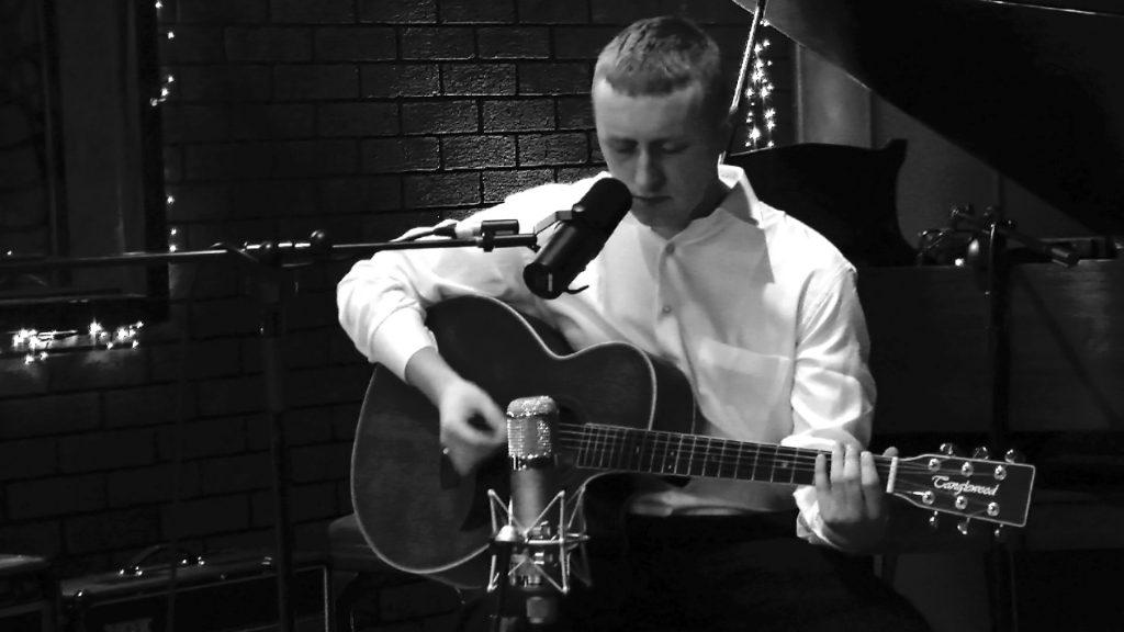 Patrick Mc Eleney Singer Songwriter