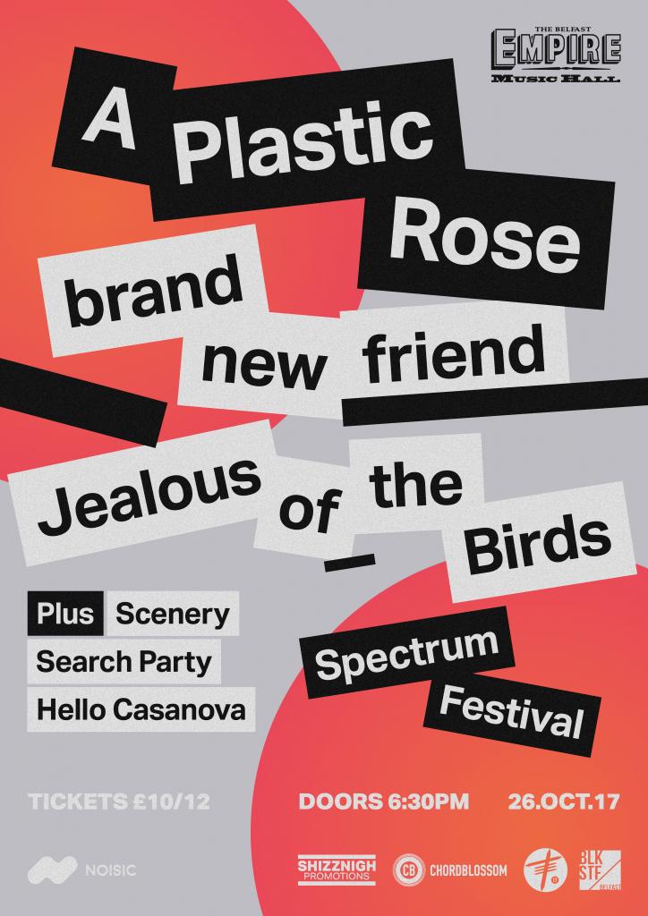 Spectrum Festival 2017 Poster