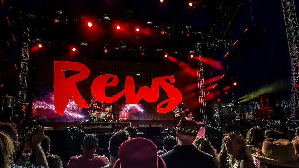 Rews - Glastonbury 2017 - Photo by Mick Rees