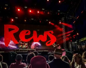 Rews - Glastonbury 2017 - Photo by Mick Rees