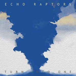 echo raptors turn into one ep cover