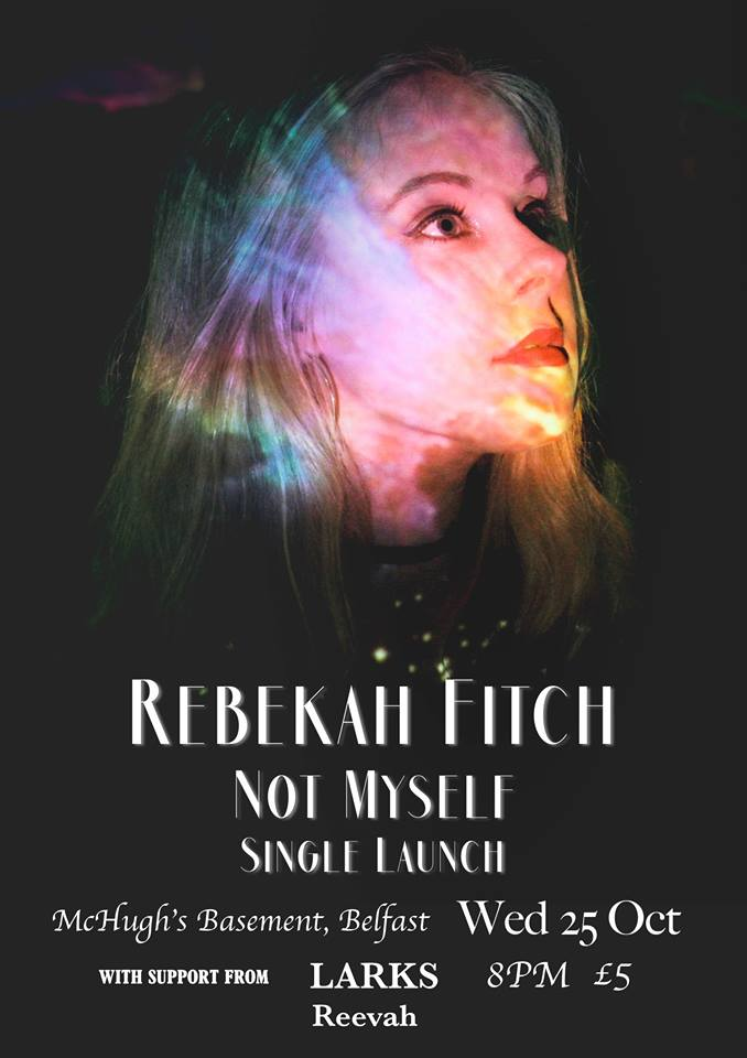 rebekah fitch not myself single launch