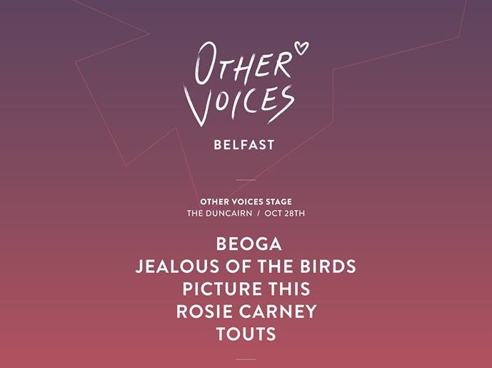 other voices belfast poster 2017