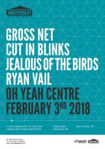 independent venue week 2018 - oh yeah