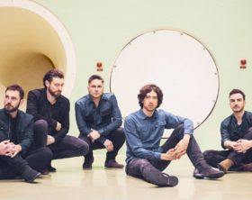 Snow Patrol 2018 Photo by Simon Lipman