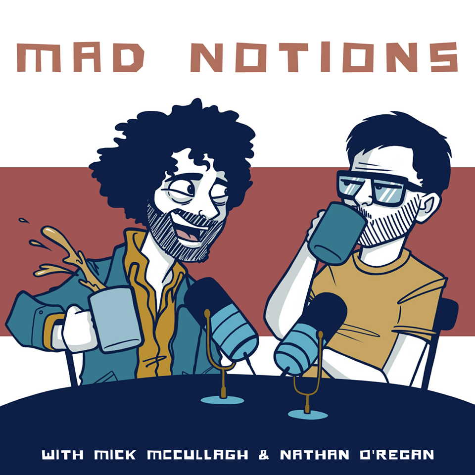 mad notions podcast logo