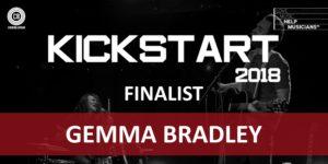 Chordblossom Kickstart 2018 Finalist Gemma Bradley