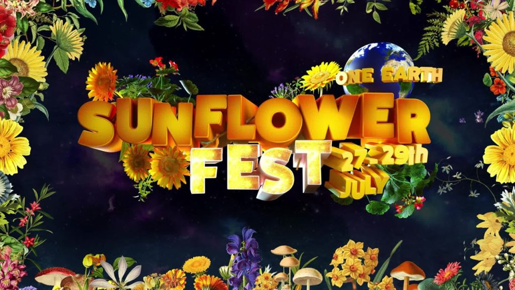 sunflowerfest 2018 logo
