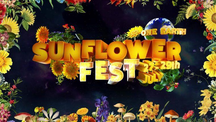 sunflowerfest 2018 logo