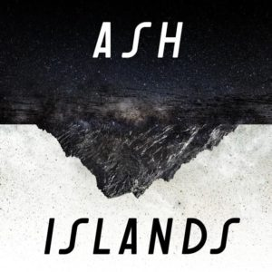 ash islands album artwork