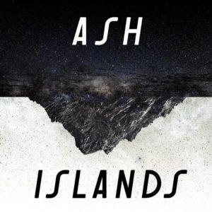 ash islands album artwork
