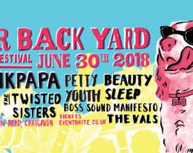 our back yard festival 2018 header