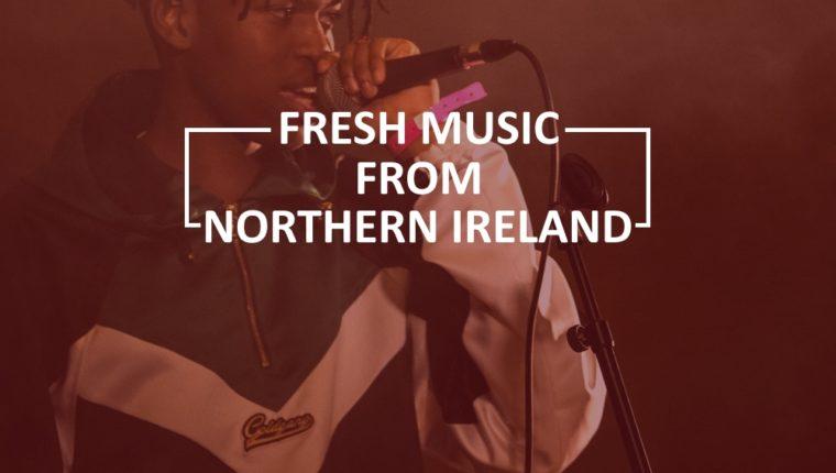 Jordan Adetunji Fresh Music From Northern Ireland