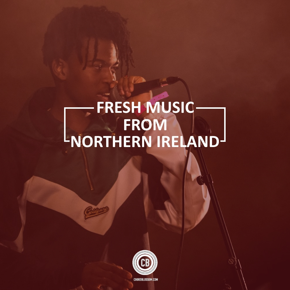 Jordan Adetunji Fresh Music From Northern Ireland