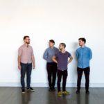 blue whale band photo