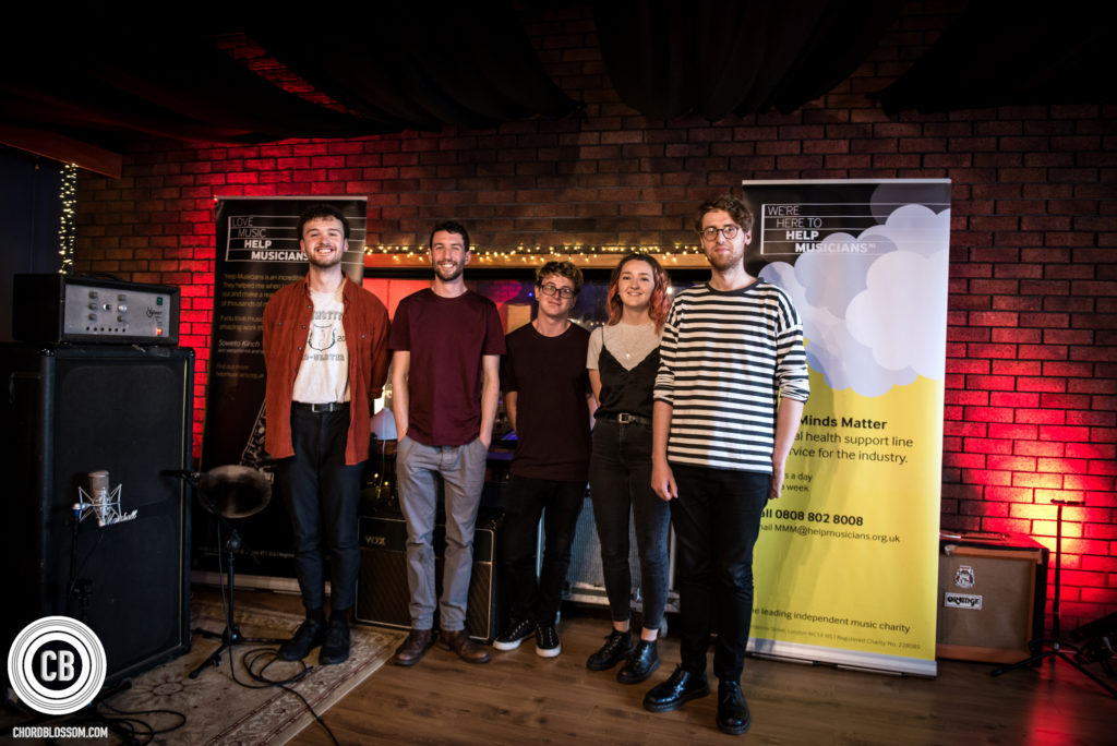 Pale Lanterns Help Musicians NI Kickstart Photo
